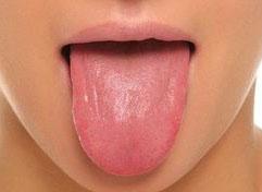 tongue clean